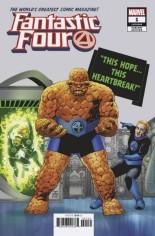 Fantastic Four (2018-Present) #1 Variant K