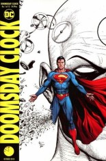 Doomsday Clock #1 Variant G: 4th Printing
