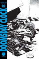 Doomsday Clock #2 Variant D: 3rd Printing