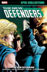 Defenders Epic Collection #TP Vol 8
