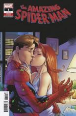 Amazing Spider-Man (2018-2020) #1 Variant N: 2nd Printing