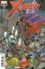 X-Men: Blue (2017-2018) #34