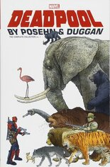 Deadpool By Posehn & Duggan The Complete Collection #TP Vol 1