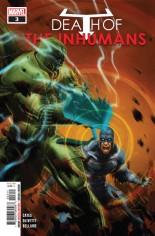 Death Of Inhumans #3 Variant A