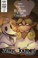 Nightmare Before Christmas: Zero's Journey #2