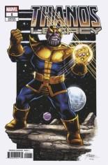 Thanos Legacy #1 Variant B: Perez Variant