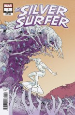 Silver Surfer (2016-Present) #Annual 1 Variant B
