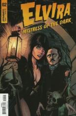 Elvira, Mistress of the Dark (2018-2020) #2 Variant B