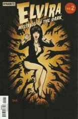 Elvira, Mistress of the Dark (2018-2020) #2 Variant C