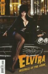 Elvira, Mistress of the Dark (2018-2020) #2 Variant D: Photo Cover