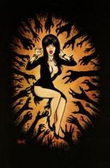 Elvira, Mistress of the Dark (2018-2020) #2 Variant F: Virgin Incentive