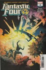 Fantastic Four (2018-Present) #2 Variant A