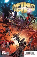 Infinity Wars #3 Variant A