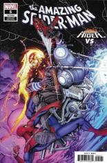 Amazing Spider-Man (2018-2021) #5 Variant B: Ghost Rider Variant
