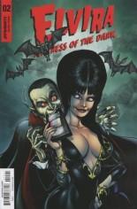 Elvira, Mistress of the Dark (2018-2020) #2 Variant I: Incentive Cover