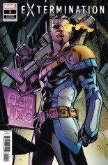 Extermination (2018) #1 Variant F: 2nd Printing