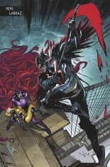 Death Of Inhumans #4 Variant B: Young Guns Connecting Variant