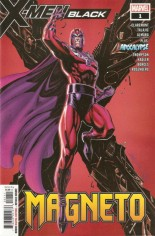X-Men Black: Magneto #1 Variant A