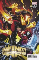 Infinity Wars #4 Variant D