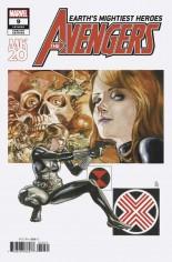 Avengers (2018-2020) #9 Variant C