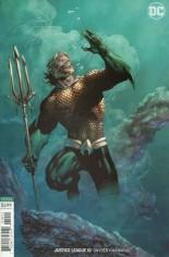 Justice League (2018-2021) #10 Variant B