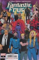 Fantastic Four (2018-2021) #2 Variant E: 2nd Printing