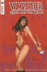 Vampirella: Roses For Dead #2 Variant A