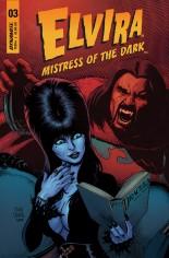Elvira, Mistress of the Dark (2018-2020) #3 Variant B