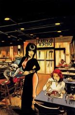 Elvira, Mistress of the Dark (2018-2020) #3 Variant F: 20 Copy Virgin Incentive