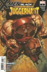 X-Men Black: Juggernaut #1 Variant A