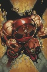 X-Men Black: Juggernaut #1 Variant C: Virgin Variant