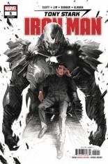 Tony Stark Iron Man (2018-2020) #5 Variant A