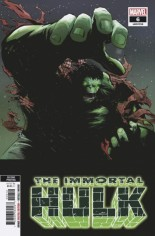 Immortal Hulk #6 Variant C: 2nd Printing