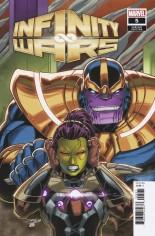Infinity Wars #5 Variant B