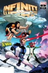 Infinity Wars #5 Variant C: Uncanny X-Men Variant