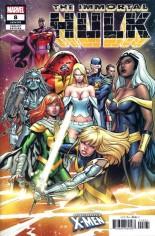 Immortal Hulk #8 Variant B: Uncanny X-Men Variant