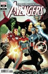 Avengers (2018-2020) #10 Variant E