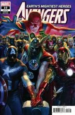 Avengers (2018-2020) #10 Variant F