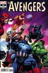 Avengers (2018-2020) #10 Variant D