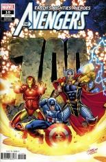 Avengers (2018-2020) #10 Variant I