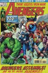Avengers (2018-2020) #10 Variant G