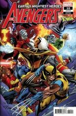 Avengers (2018-2020) #10 Variant B: Uncanny X-men Variant