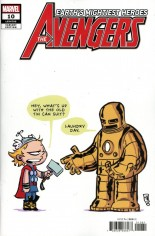 Avengers (2018-2020) #10 Variant H