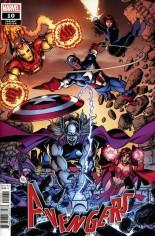 Avengers (2018-2020) #10 Variant C
