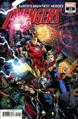 Avengers (2018-2020) #10 Variant J