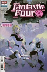 Fantastic Four (2018-2020) #4 Variant A