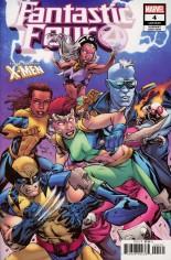 Fantastic Four (2018-2020) #4 Variant D: Fantastix Variant