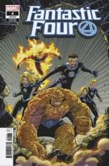 Fantastic Four (2018-2020) #4 Variant F: Reunited Variant