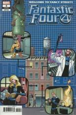 Fantastic Four (2018-2020) #4 Variant E: Yancy Street Variant