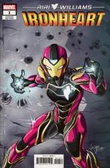 Ironheart #1 Variant E